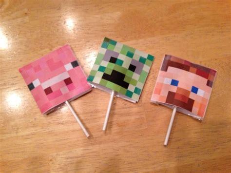 diy minecraft valentines minecraft inspired s day cards 10 00