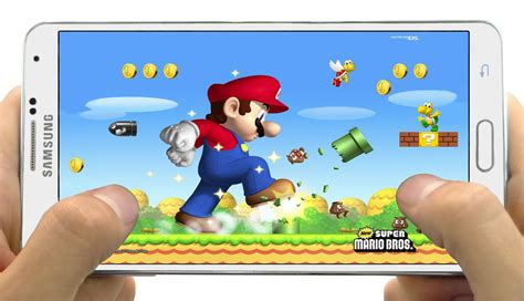 mario for android descargar mario bros para android rwwes