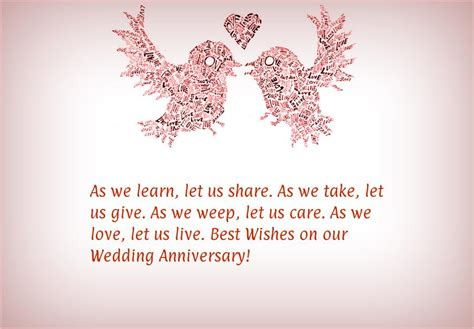 5th Wedding Anniversary Quotes For by Anniversary Quotes