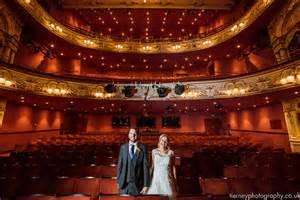lara andrew stunning theatre wedding yorkshire tierney photography english