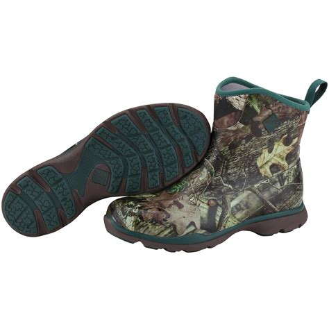 mens camo muck boots s muck excursion pro mid camo boots 611985 rubber