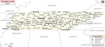 Tennessee Map With Cities And Towns by Bards Town Tennessee City Map Lynchburge Places To Visit