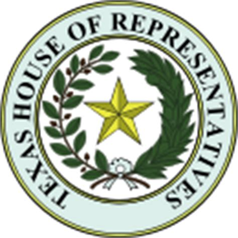 house of representatives seal texas state legislature