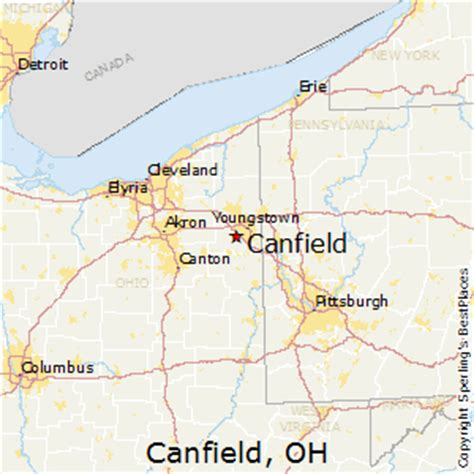 houses for sale canfield ohio best places to live in canfield ohio