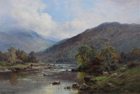 Alfred de Breanski Snr Oil Painting Sutcliffe Galleries