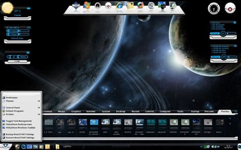 xtreme themes for windows 7 winstep desktop themes