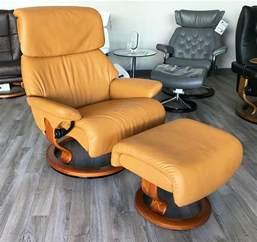 stressless dream recliner stressless spirit large dream cori tan leather recliner