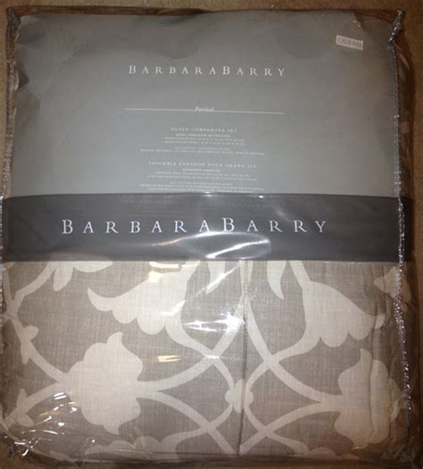 Barbara Barry Poetical Comforter by Barbara Barry Bedding Poetical