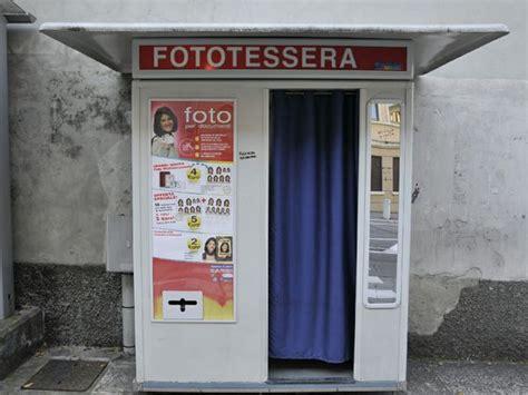 cabine fototessera roma distributori automatici di paolo marzano