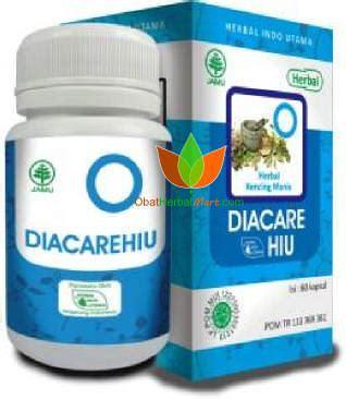 Kapsul Diacare Hiu diacarehiu obat diabetes alami herbal toko obat herbal