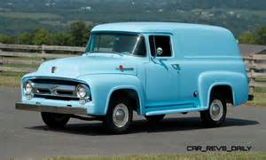 rm hershey 2014 highlights 1956 ford f 100 panel truck