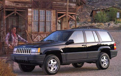 93 Jeep Grand Laredo Jeep Grand Motor Trend S 1993 Truck Of The Year