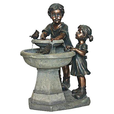 garden treasures fountains