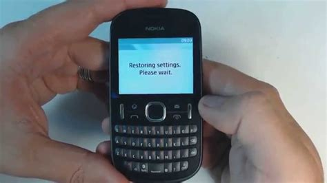 resetting nokia s40 without security code reset nokia security code