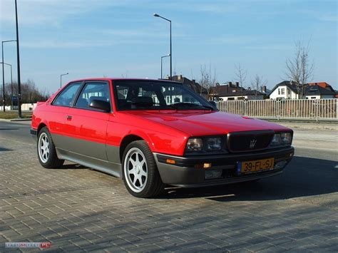 1990 Maserati Biturbo Pictures Information And Specs
