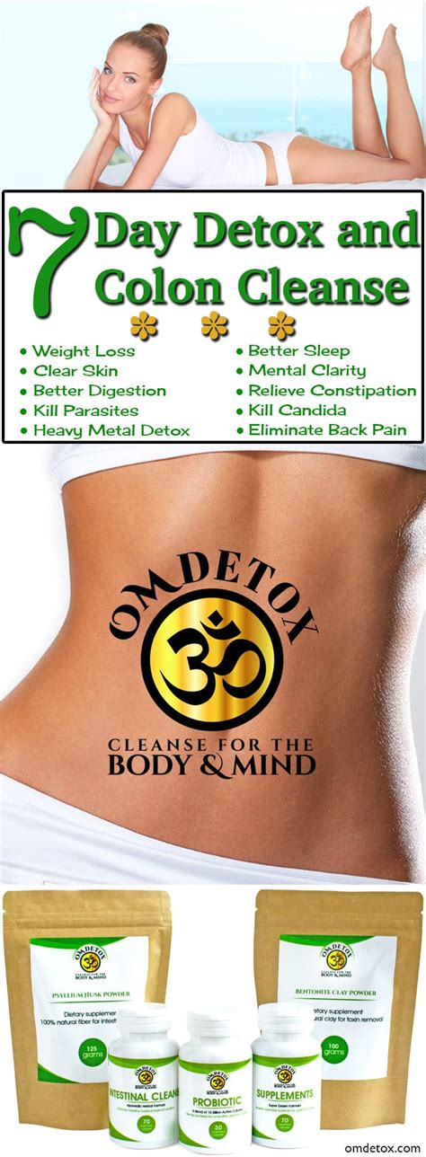 Easy 7 Day Detox by Dominique From The Retreat Omdetox 7 Day Detox Colon