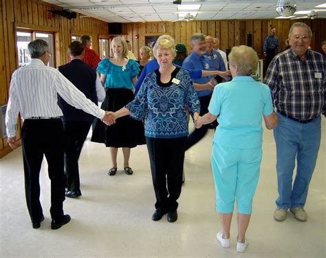 swing your partner dosey doe mountain mixers western square dancers invite new members