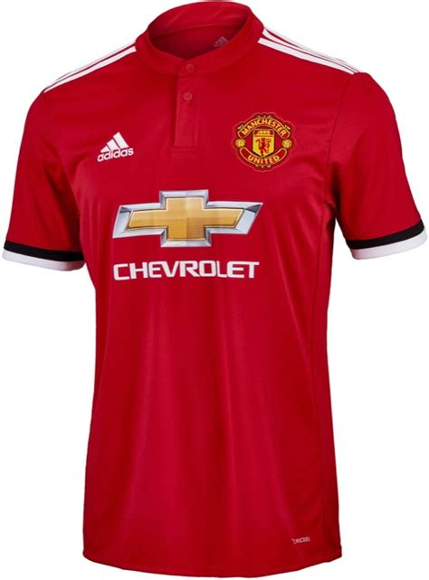 Jersey Manchester United Home adidas manchester united jersey 2017 2018