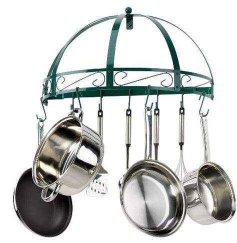 Small Wall Pot Rack 10 Reasons To Add A Wall Mount Pot Rack For Storage