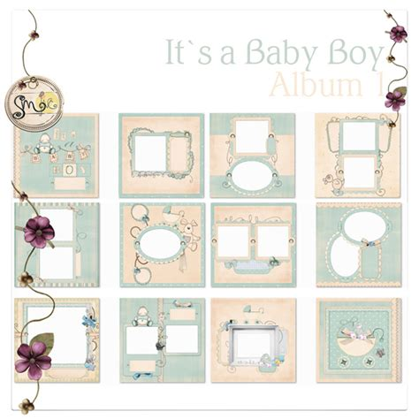 baby photo book template photobook template baby volvoab