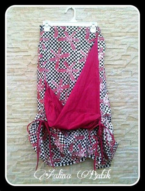 Celana Kulot Batik Serut kulot serut kulot ini model nya unik karena bagian bawah