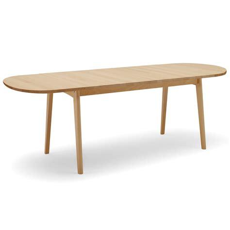 uitschuifbare tafel wehk carl hansen son ch006 uitschuifbare tafel 236x90