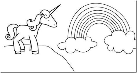 imagenes de unicornios y pegasos para colorear dibujo unicornios para colorear jugarycolorear