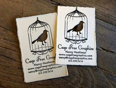 Handmade Visiting Cards - showcase of original handmade business cards designbeep