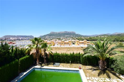 house pla house pla roig in calpe buy a house in calpe alicante