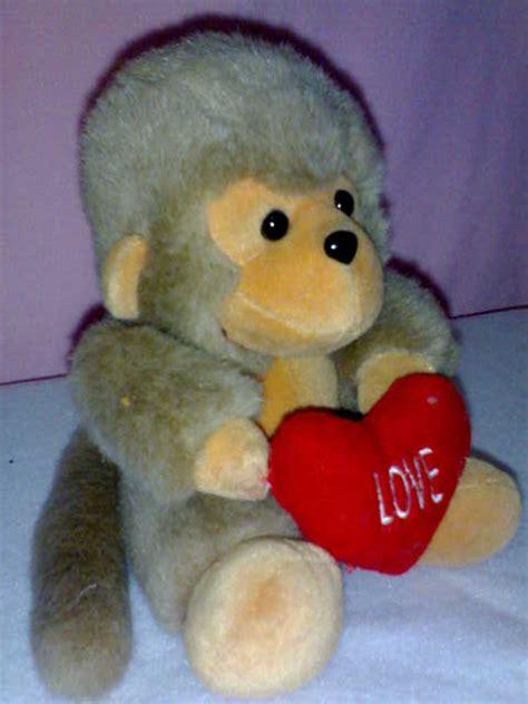 Boneka Monyet Cantik Jumbo Ukir Nama boneka monyet souvenir cantik