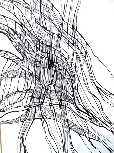 pattern drawing ink pattern wire moon