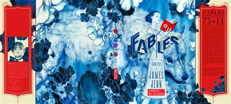 fables covers by james james jean fables cover collection allaboutduncan
