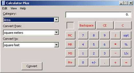 calculator xp how can i get the windows 7 calculator on windows xp