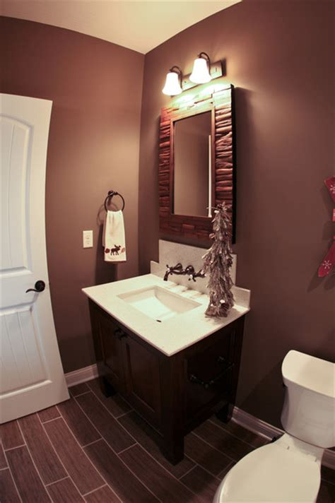 theme bathroom ski lodge themed bathroom rustic bathroom dublin by instyle interiors