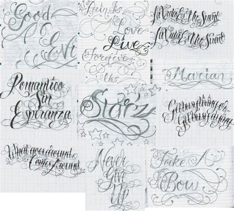 tattoo lettering bible pdf 1000 images about tattoo lettering on pinterest