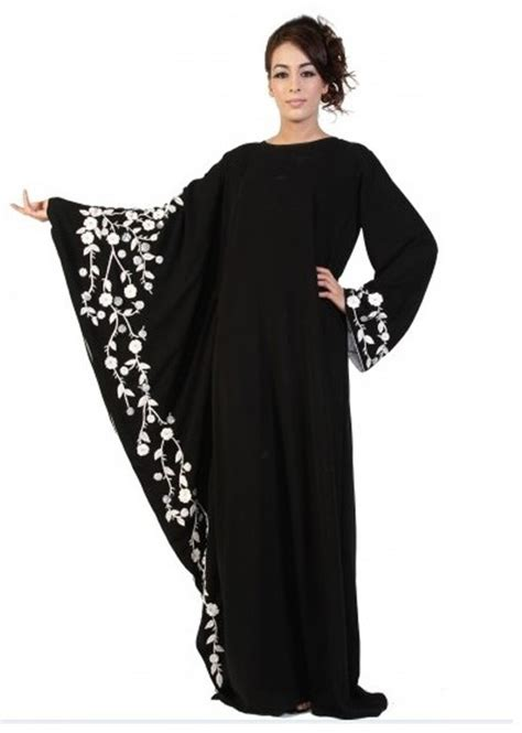 Glamor Eksklusive Abaya by Fancy Abaya Designs New Wear Formal Abaya