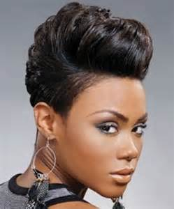 does great cut black hair black short hairstyles for african american women