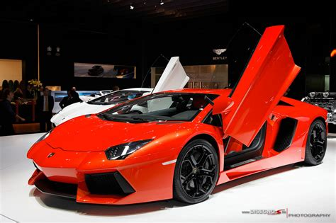 Lamborghini Doors Open Lamborghini Aventador Lp700 4 Open Doors Hd Wallpaper