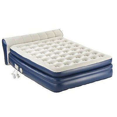 airbed pump  aerobed queen air mattress pump raised bed