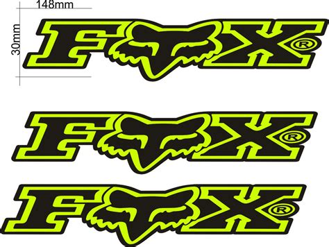 Big Racing Bike Aufkleber by X3 Bmx Stickers Decals Helmet Race Bike Cycling Custom