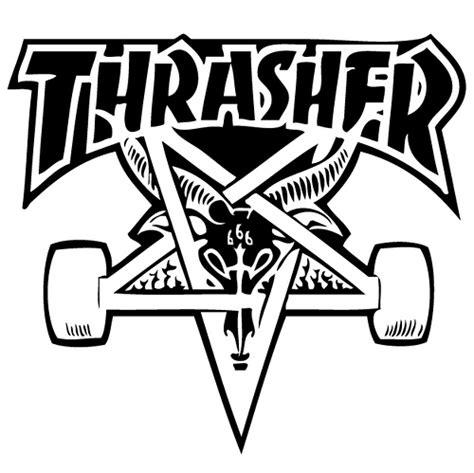 thrasher skate goat logo thrasher skate goat flickr photo sharing