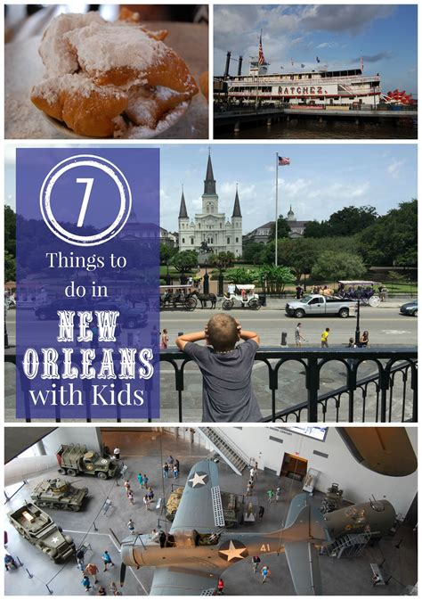 7 things to do in new orleans la with with children in nola