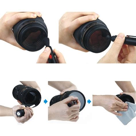 Jjc Dslr Cleaning Kit 9 In 1 jjc lens cleaning kit cl 3d accessories