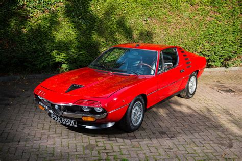 alfa romeo montreal concept clean 1972 alfa romeo montreal v8 looking for a home