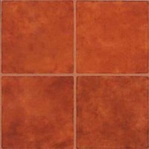 Terra Cotta Floor Tile by Mintcraft 8101248 45 Terra Cotta 12 Quot X 12 Quot Vinyl Floor Tile Self Adhesive Ebay