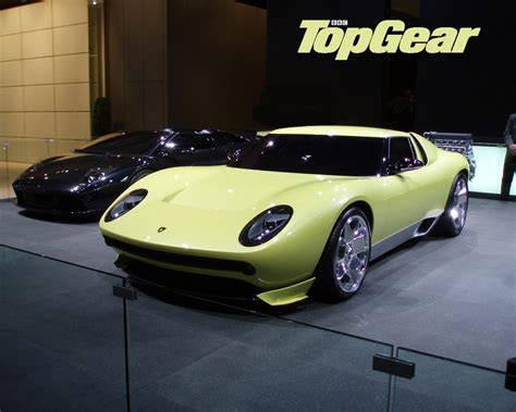 Top Gear Lamborghini Miura Papel De Parede Papis De Parede Para Celular Pc E Mac