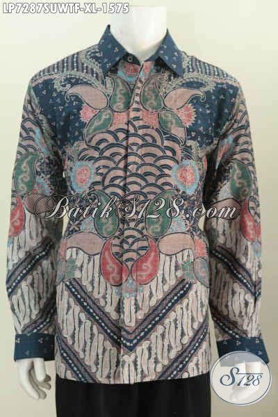 Kemeja Batik Istimewa by Kemeja Batik Istimewa Model Lengan Panjang Premium Baju