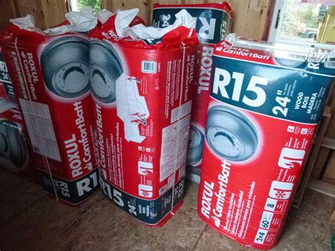 roxul comfortbatt interior insulation s