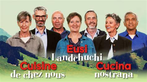 cucina nostrana cucina nostrana rsi radiotelevisione svizzera