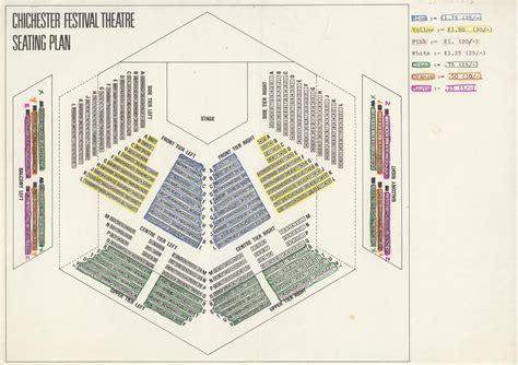 auditorium theater seating seating plan for festival theatre auditorium c 1972